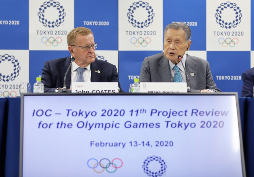 No 'Plan B' for Olympics; questions over Chinese presence