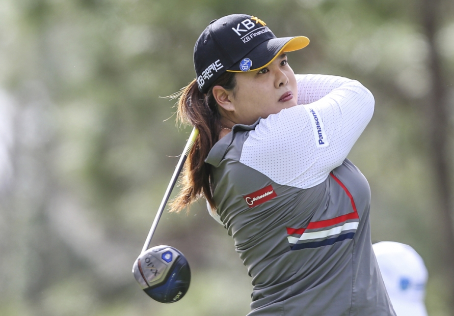 S. Korea's Park In-bee captures 20th career LPGA win in Australia