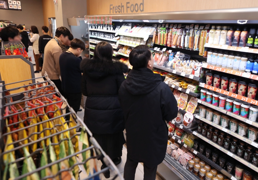 [Photo News] Convenience stores enjoy boom