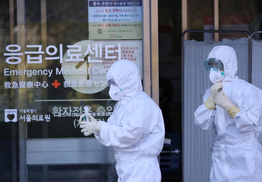 S. Korea entering 'new phase' in virus fight