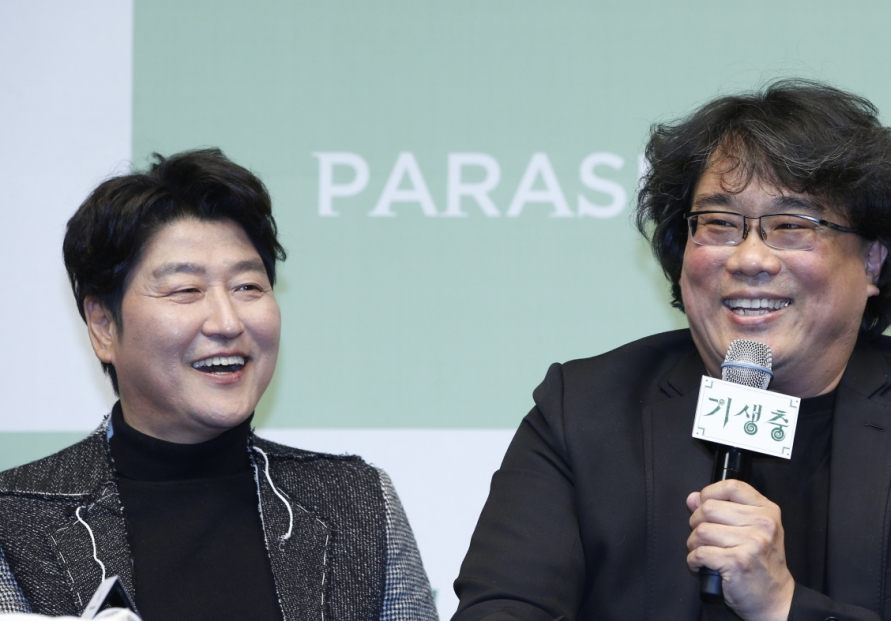 YouTube film fest to stream discussion with 'Parasite' actor, director
