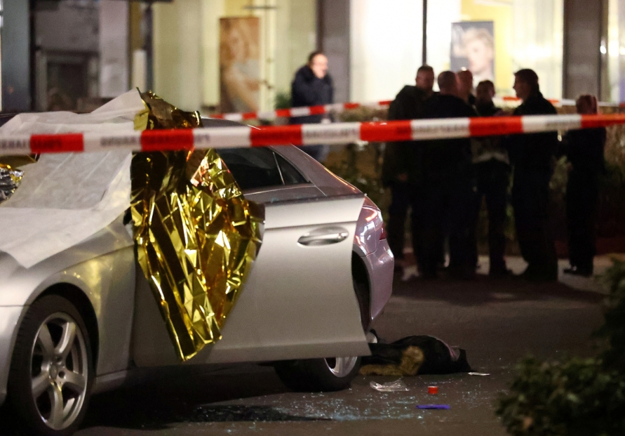 At least eight killed in shootings in Germany: police