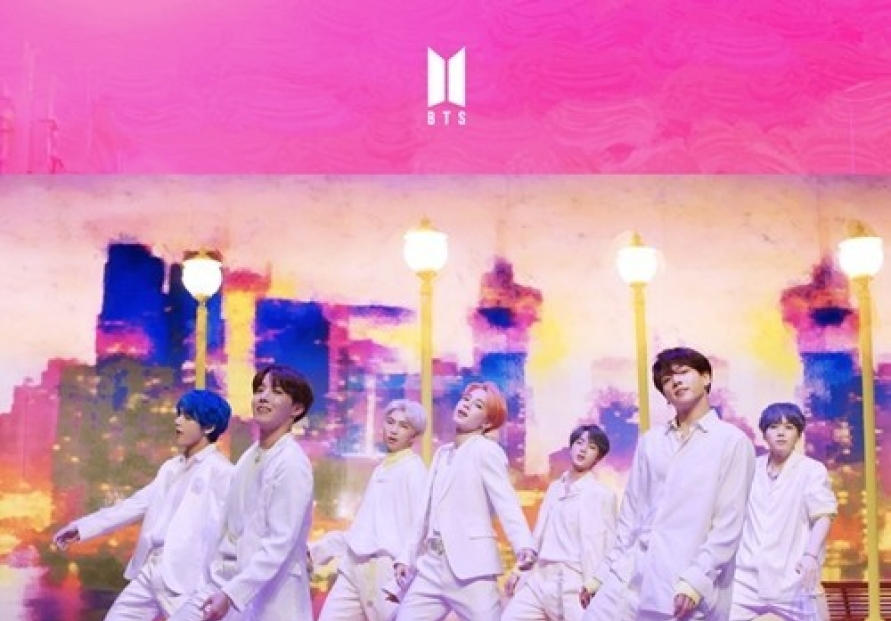 BTS' 'Boy With Luv' video featuring Halsey tops 700m YouTube views