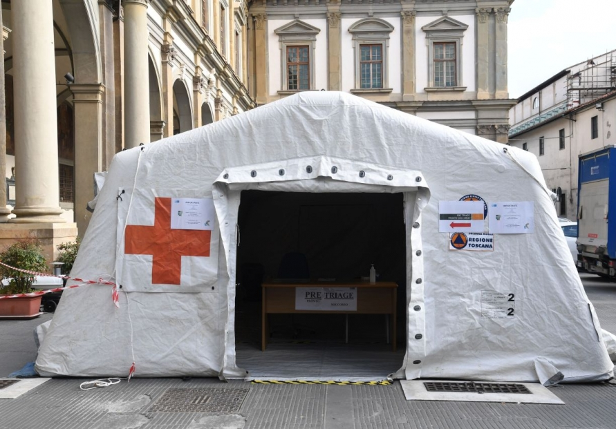 Italy sees virus cases rise 45% in a day; deaths up to 11