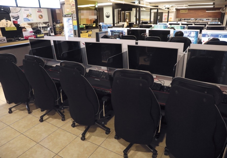 [Weekender] Survival diary of Korean internet cafes