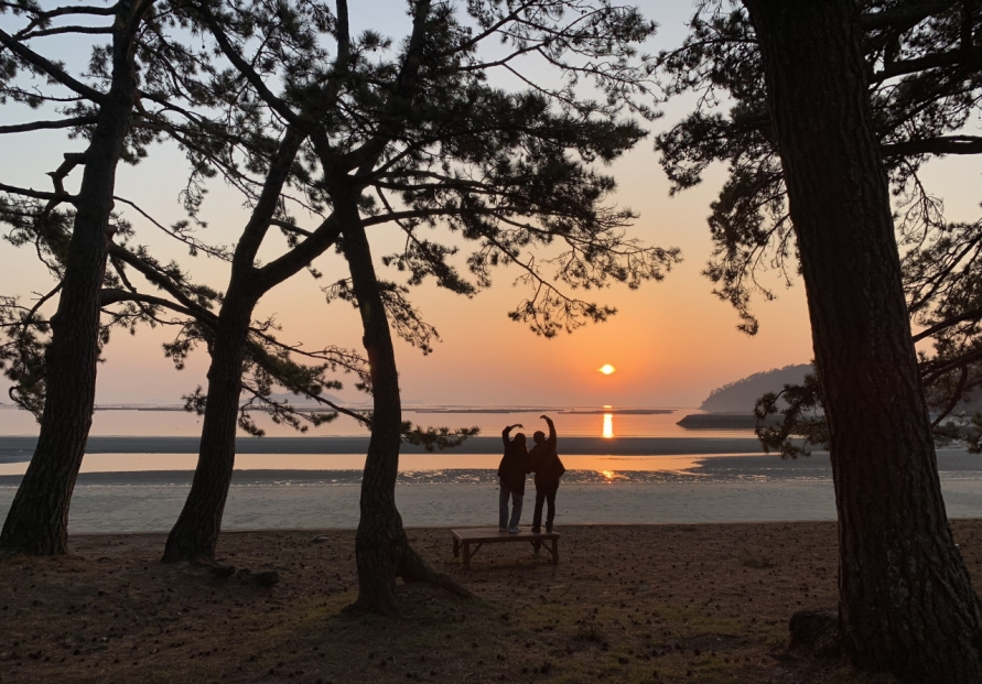Visiting the southernmost end of Korea