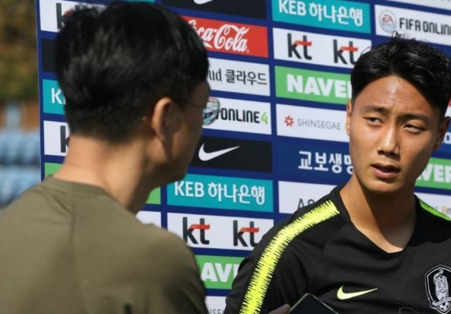 Tokyo 2020 postponement puts S. Korean football players' Olympic status in doubt