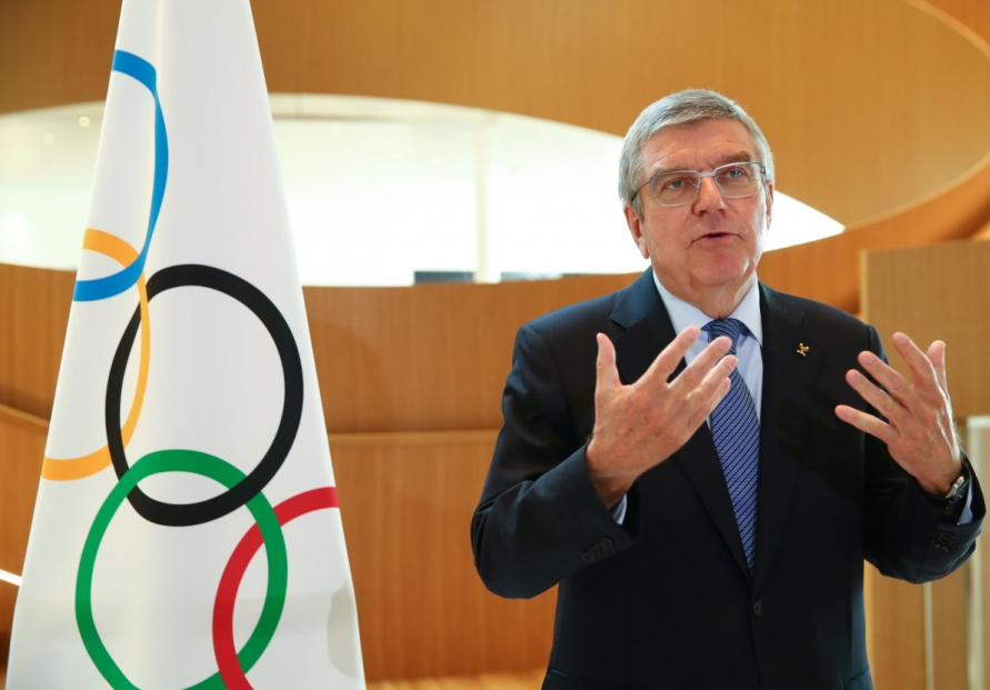 Rescheduled Tokyo Olympics need sacrifices from all stakeholders: Bach