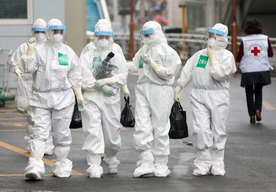 50% of coronavirus patients recovered in S. Korea