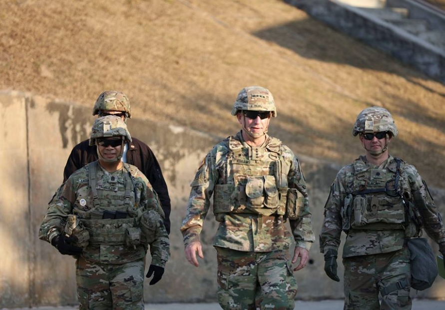 Defense cost-sharing deal still ongoing: US official