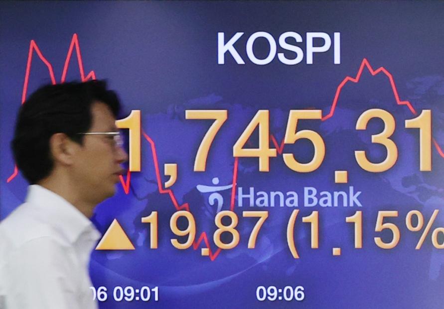 Seoul stocks open higher amid virus woes