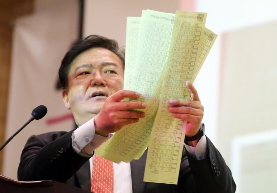 [Newsmaker] Election watchdog asks prosecution to probe vote-rigging allegations