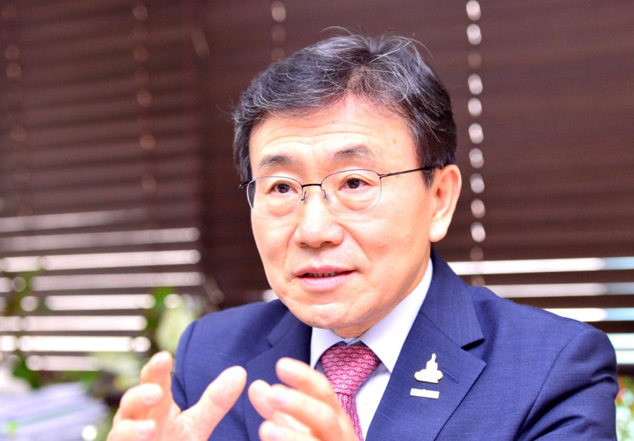 [Herald Interview] Boosting Korea's epidemic preparedness