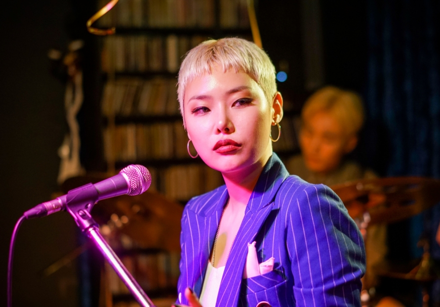 [Herald Interview] Rapper Cheetah makes film debut with 'Jazzy Misfits'
