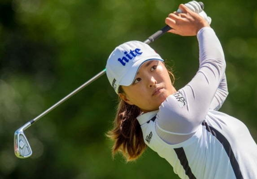 LPGA stars to duel in charity skins game on Sunday