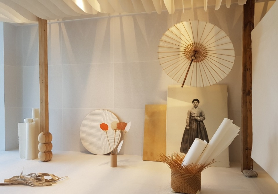 Hanji Culture and Industry Center opens to boost Korean traditional paper industry