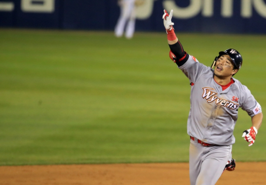 Last-place SK Wyverns lose top slugger to injury