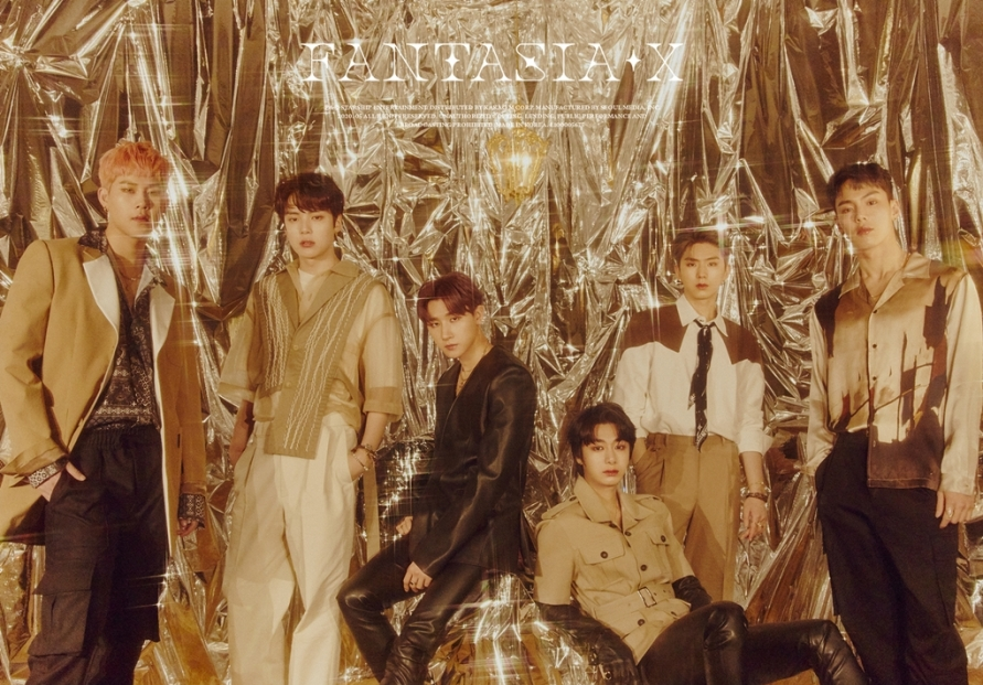 Monsta X's new album 'Fantasia X' is a world of emotions