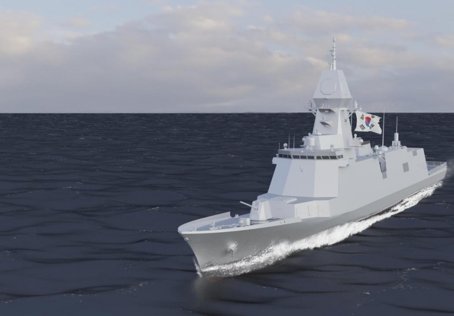 S. Korea to develop close-in weapon system for warships