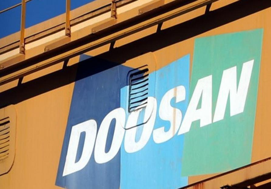 Govt., state-run creditors discuss Doosan Heavy's self-rescue plan