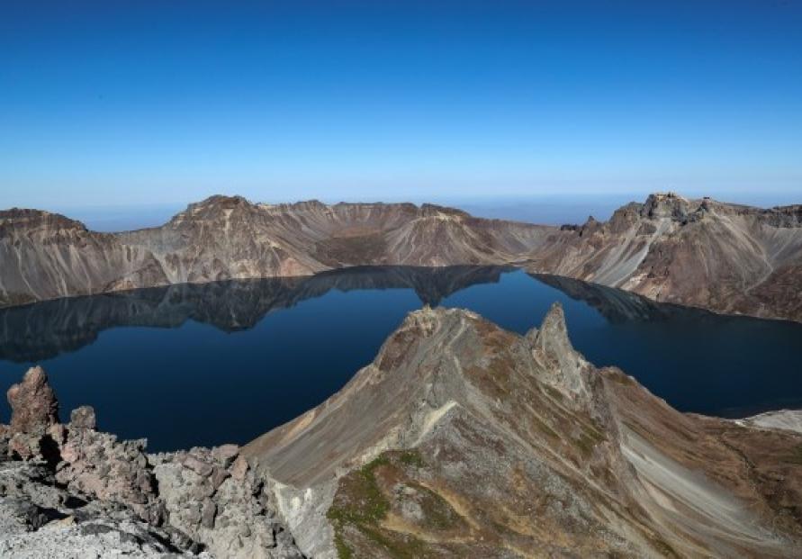 N. Korea seeks to have Mount Paekdu listed as UNESCO global geopark