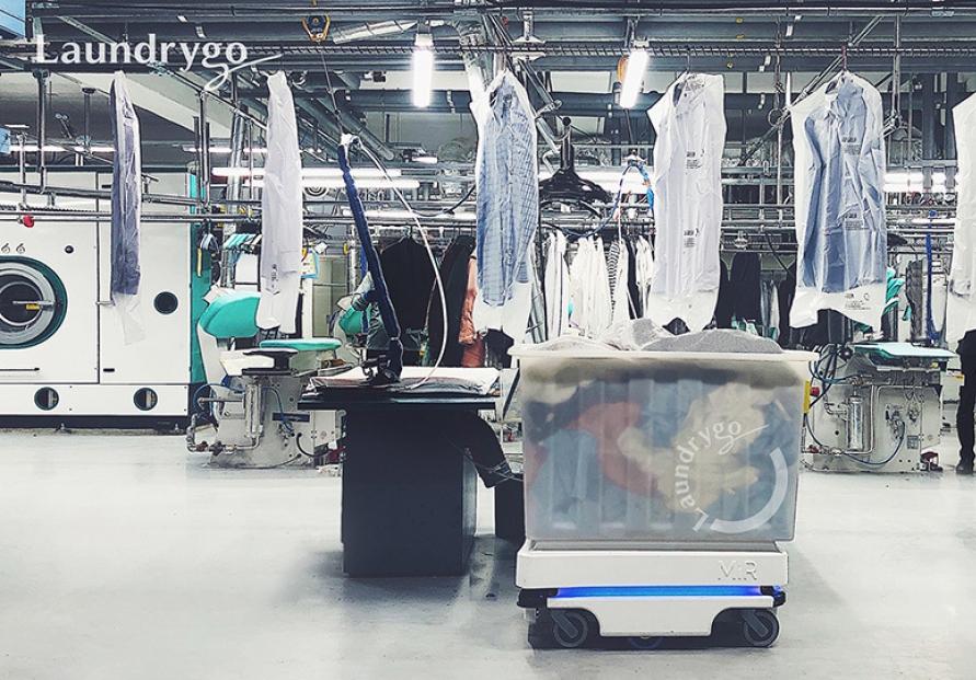 Laundry service startup Laundrygo snaps up W17b