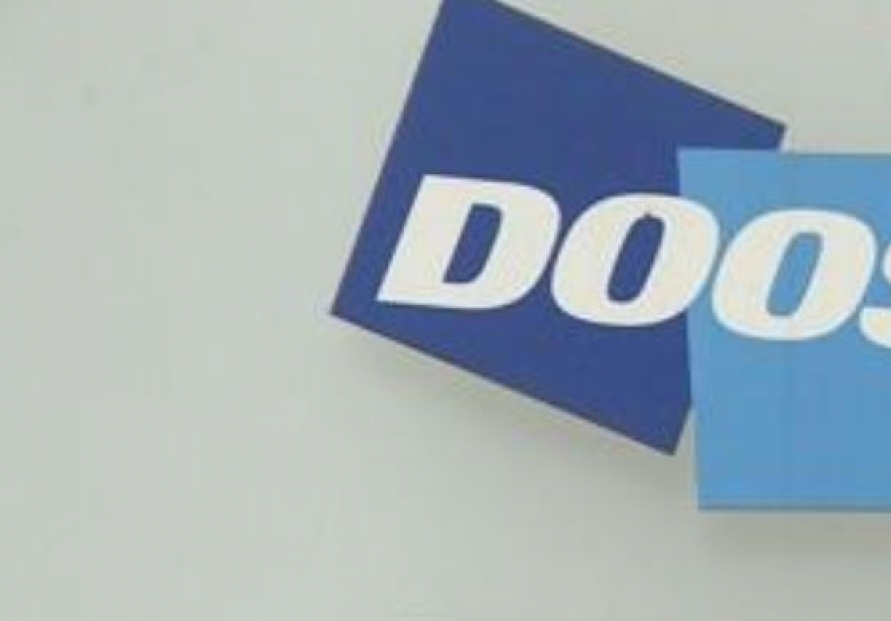 Doosan Heavy provides W200b in emergency funds to India affiliate