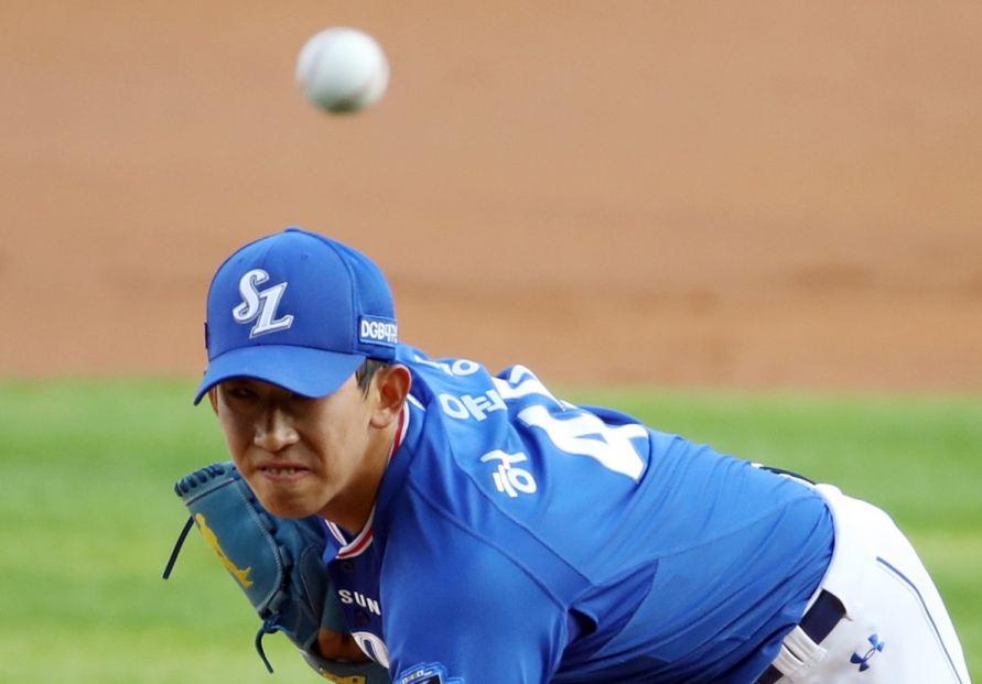 After 2 wins, rookie KBO starter returns to minors to continue learning