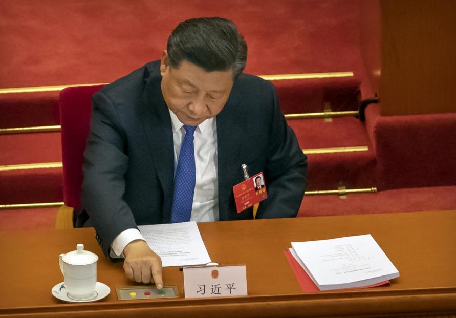China slams 'provocative' US military flight over Taiwan