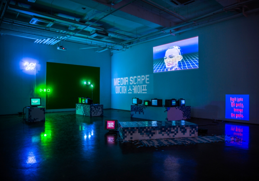 Arario Gallery presents exhibition with two different themes