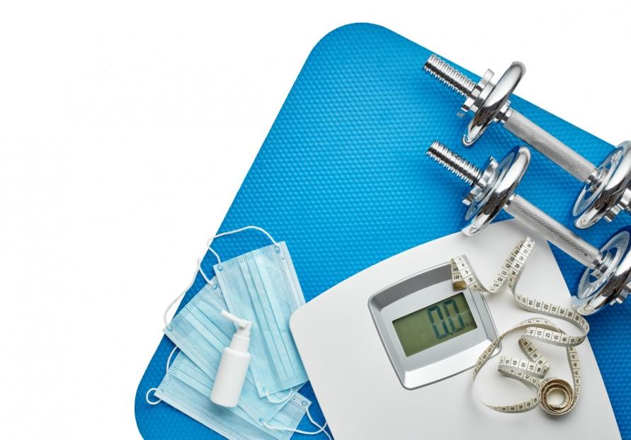 Weighty toll of staying at home to avoid coronavirus