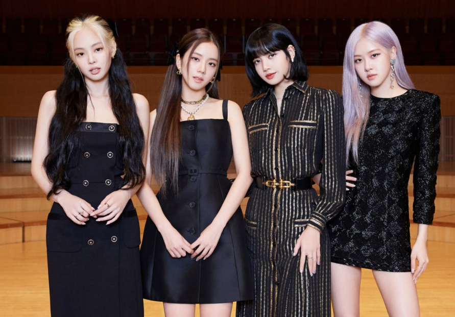 BLACKPINK's new song debuts at No. 33 on Billboard's Hot 100 chart