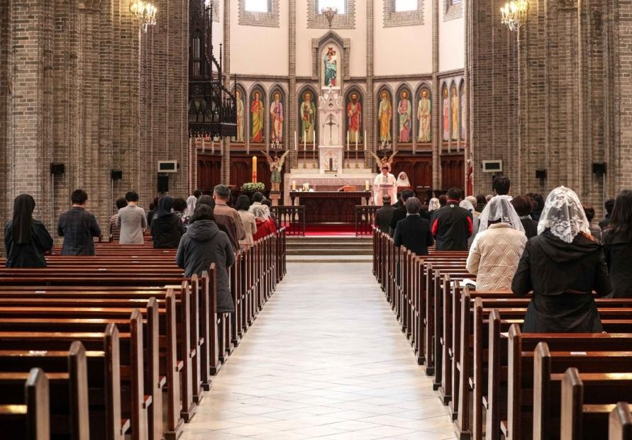 Catholic archdiocese in Gwangju suspends on-site Masses