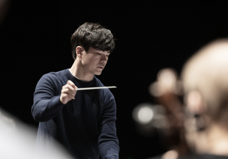 SPO conductor wins 3rd place at Mahler Competition