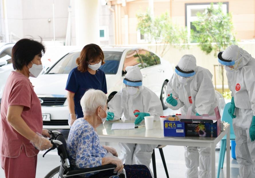 9 in 10 COVID-19 patients had mild symptoms: KCDC