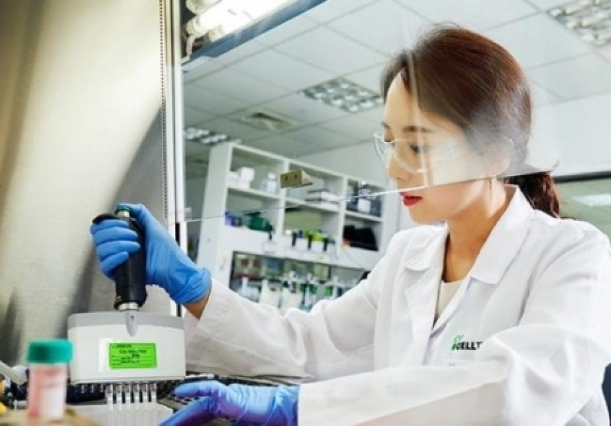 Celltrion says new antibody treatment effective in tests with mutated type of new coronavirus