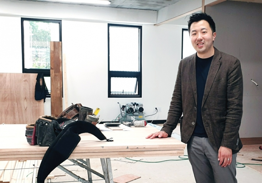 [Herald Interview] Former WeWork Korea general manager dives into proptech scene with platform Dongnae