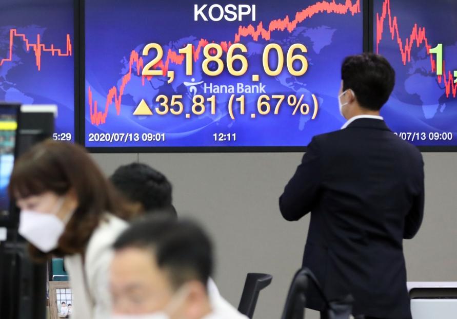 Seoul stocks up on further stimulus hopes