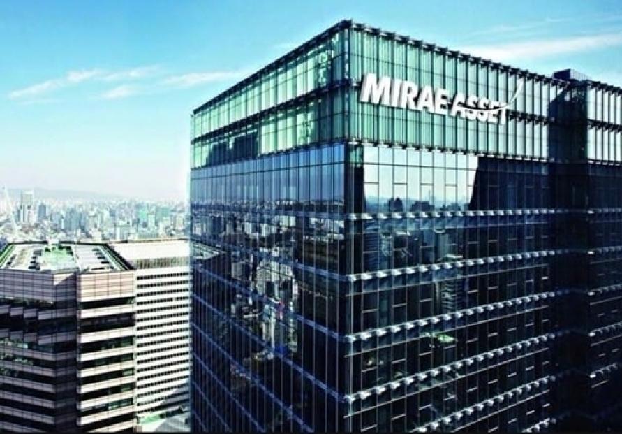 Mirae Asset Daewoo logs record-high profit in Q2