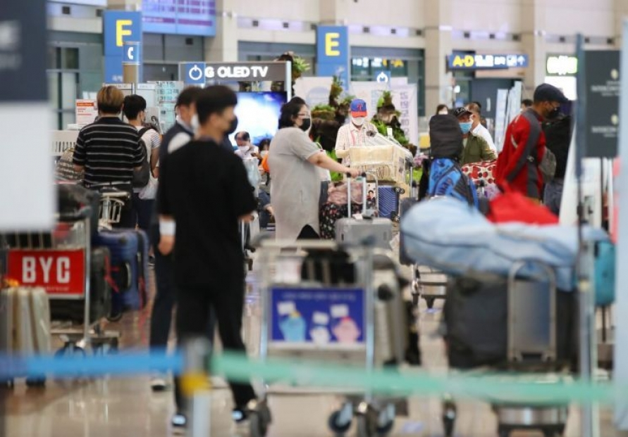 S. Korea to lift restrictions on arrivals from China's Hubei from Monday