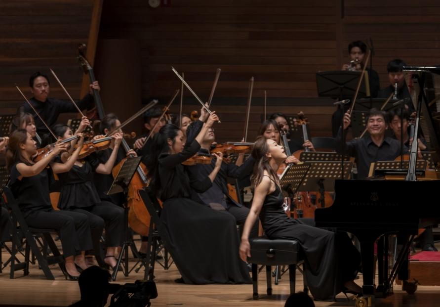 [Herald Interview] 'Beethoven made it happen'