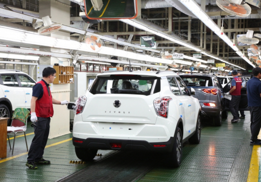 SsangYong pressed to find new investor
