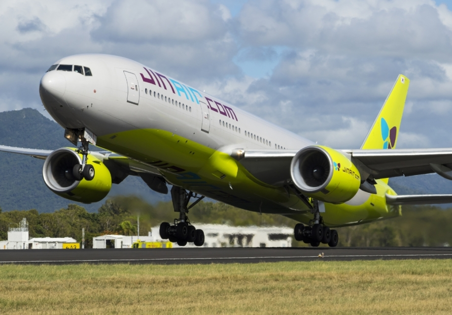 Jin Air suffers Q2 operating loss of W59.6b