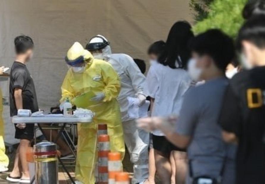 S. Korea reports 166 new virus cases
