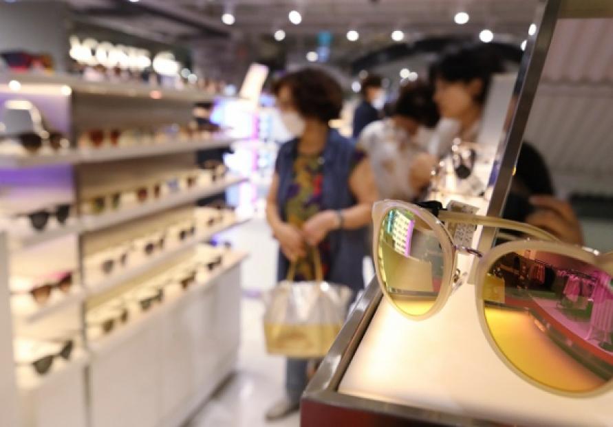 [Photo News] Luxury goods sales surge