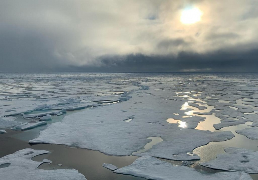 UN agency laments summer's 'deep wound' to Earth's ice cover