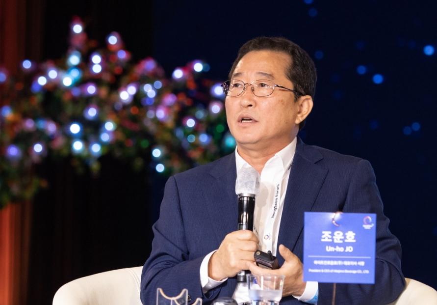 [Herald Interview] Beverages legend bets on health drinks, overseas markets