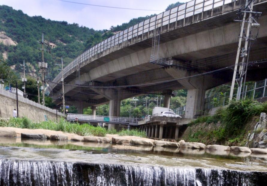 Hongjecheon: Seoul stream that courses through history