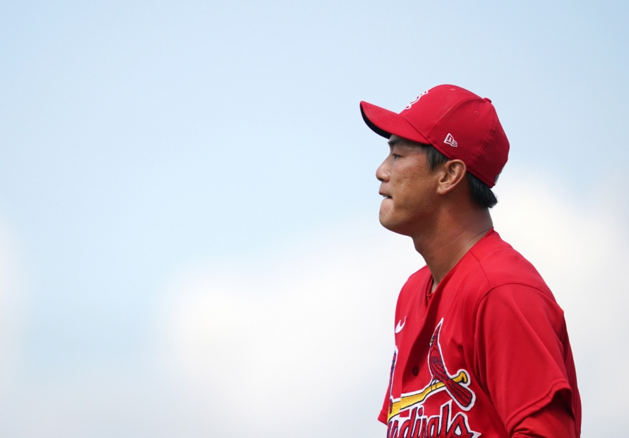 Cardinals' Kim Kwang-hyun at efficient best in impressive return from ailment