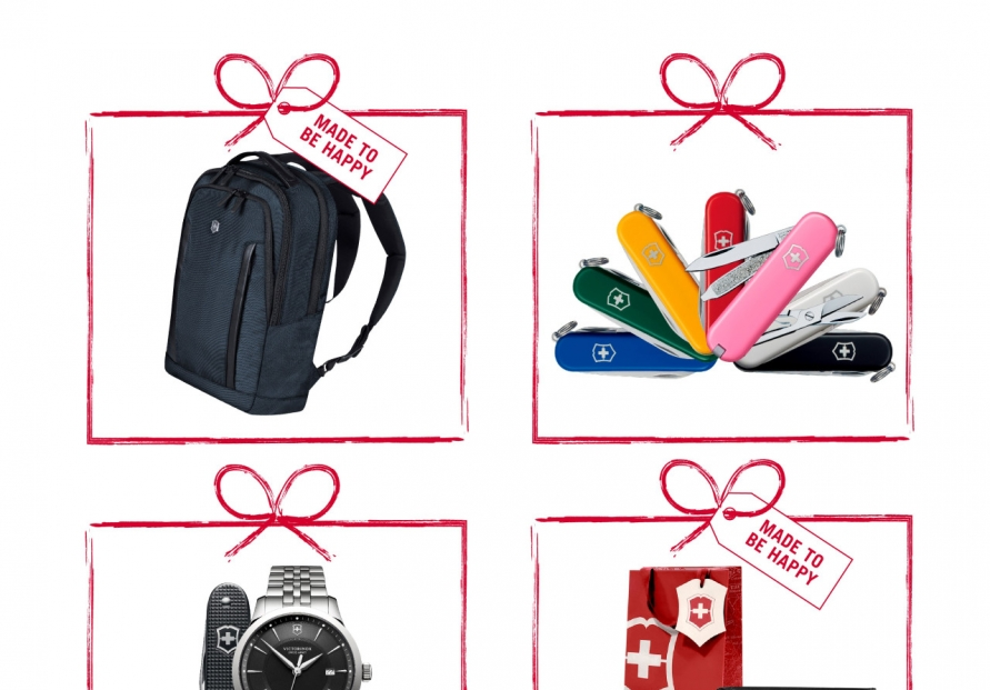 Victorinox offers special gift items for Chuseok